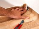 Укладка линолеума своими руками. Обучение.