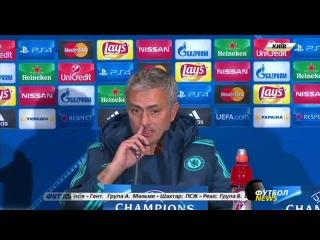 Моуринью: Главная задача Челси - изменить свои результаты