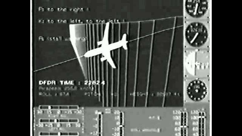 Авиакатастрофа A310 под Междуреченском 23.03.94 года SU593 (A 310 Crash Aeroflot 23.03.1994)