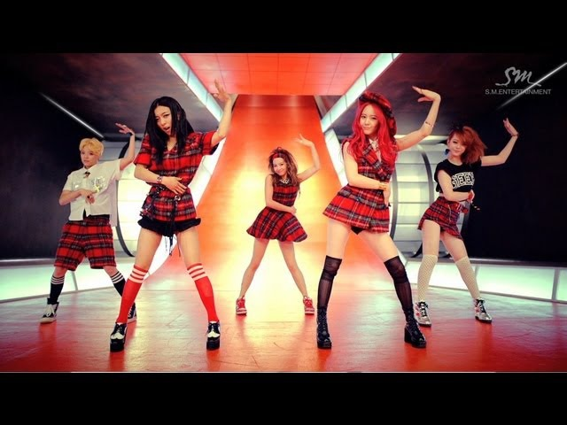 에프엑스_첫 사랑니(Rum Pum Pum Pum)_Music Video
