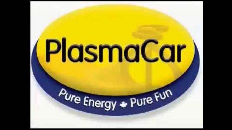 Детская самоходная машинка PlasmaCar (Плазмакар) бибикар