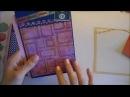 Мини альбом из конвертов, часть 1 - Скрапбукинг мастер-класс / Aida Handmade
