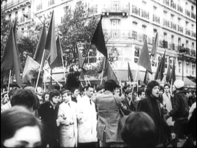 Бунт молодежи (из фильма М.Ромма И все-таки я верю)