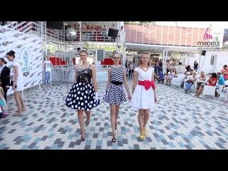 Модельное агентство BM Models - детский показ мод FASHION KIDS лето 2015