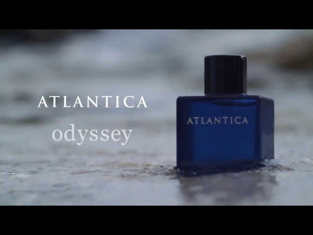 Atlantica Odyssey -- the new fragrance for men by Dilis Parfum