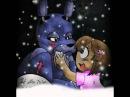 Опа новый год с аниматронниками