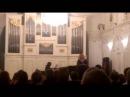 Нина Товстоног сопрано Светлана Виноградова концертмейстер