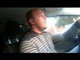 зачитал в машине#русский рэп#реп минуса