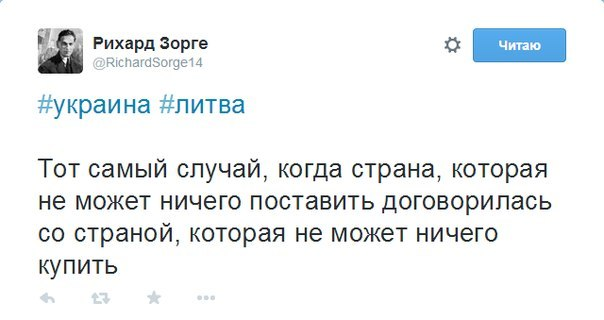 Запад должен вести себя с РФ как с террористической страной и принимать контрмеры, - президент Литвы - Цензор.НЕТ 2513