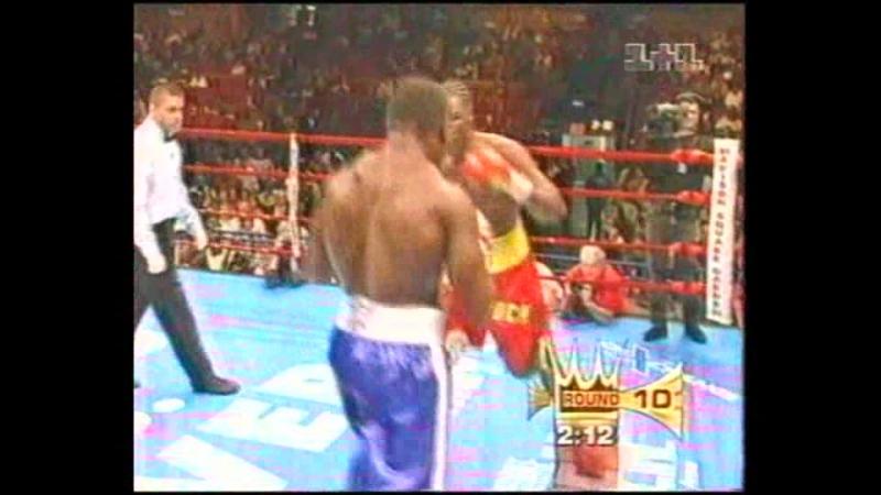 2004 04 17 Wayne Braithwaite vs Louis Azille II WBC Cruiserweight Title