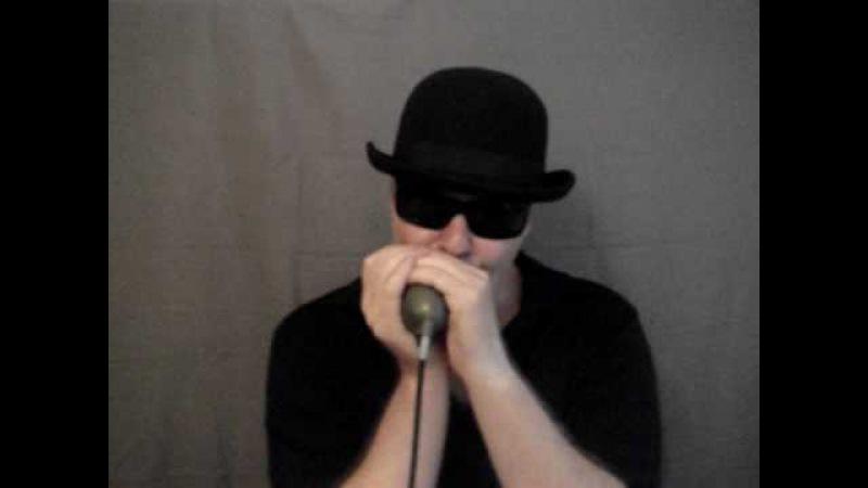 Boom Boom John Lee Hooker blues harmonica
