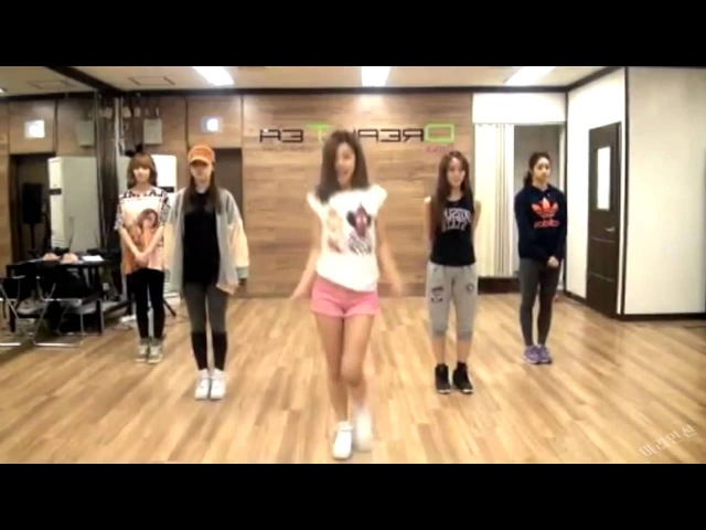 GIRLS DAY - уроки танцев от южнокорейских девушек