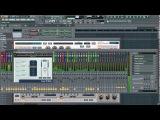 Uplifting Trance в  FL Studio Ударные (Часть 3)
