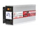Преобразователь напряжения 1000Вт Luxeon IPS 2000s 12В на 220В инвертор подключение обогревателя