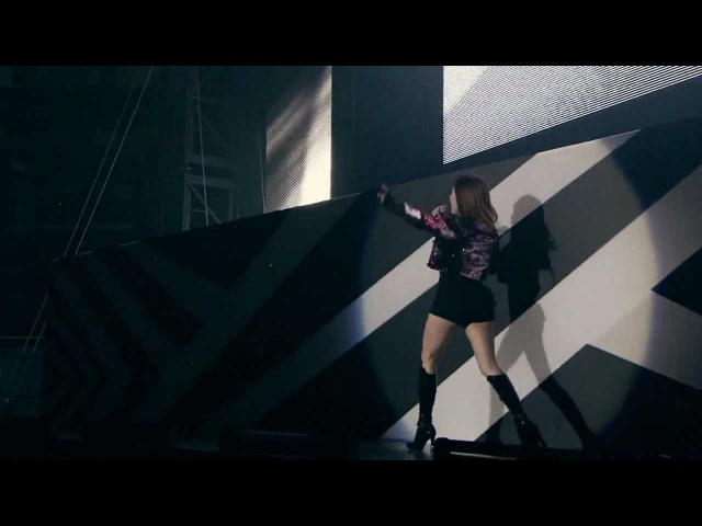 SNSD TTS EXO - DJ got us fallin in love @ smtown live 3 tokyo Oct 26, 2012 GIRLS GENERATION HD