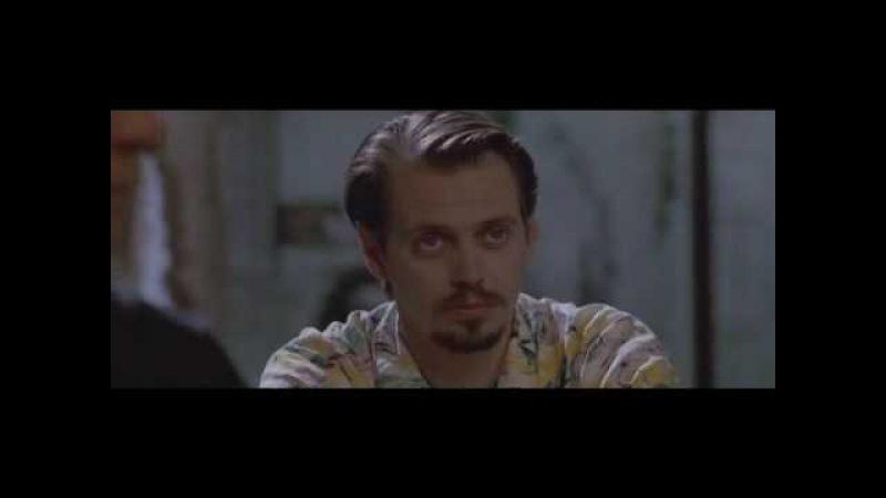 Сцена из Reservoir Dogs Бешеные Псы