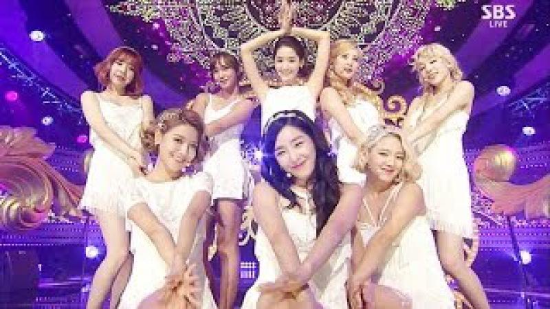 소녀시대(Girls' Generation) - Lion Heart(라이온 하트) @인기가요 Inkigayo 20150830