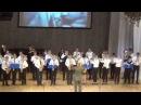 Попурри на темы песен о войне. Детский духовой оркестр г.Хабаровск