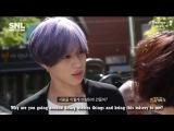 ENG 150530 SHINee SNL Korea - Grow a Boy part 2