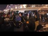 Митинг в Москве! Алексей Навальный задержан полицией в центре Москвы 30.12.2014