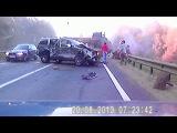 Ужасное ДТП в Ярославской области. Самая жесткая авария за август