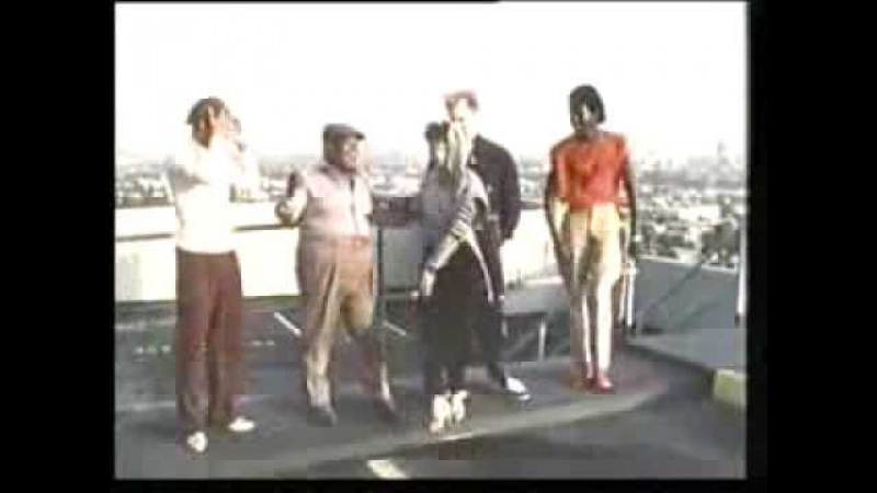 Toni Basil interviews Penguin, Shabba-Doo, Popin Pete, and Spaz