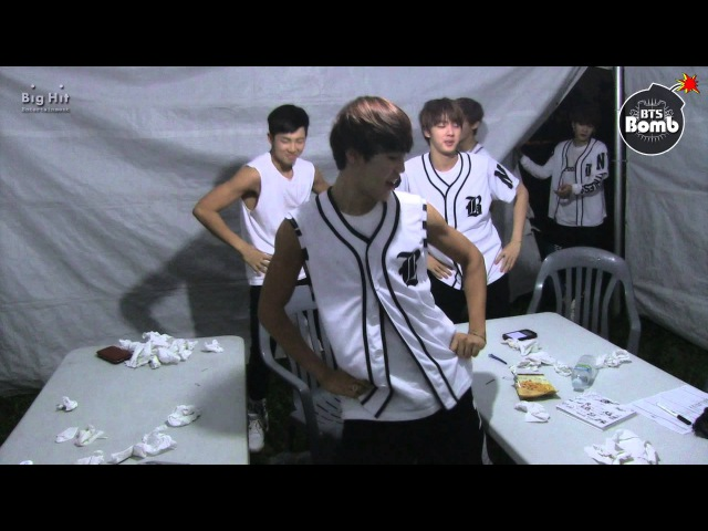 BANGTAN BOMB Jimin's 'GIRL'S DAY FEMALE PRESIDENT' dance