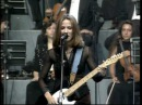 Sheryl Crow and Eric Clapton Run Baby Run Pavarotti and Friends 1996 live