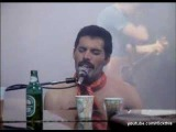 Queen - We Will Rock You  We Are The Champions Live