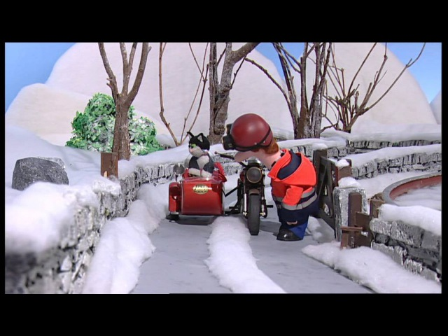 Postman Pat | Tricky Transport Day | Postman Pat Full Episodes