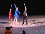 City through the eyes of Jazz - Anna Plisetskaya. Daniel Kramer.mpg
