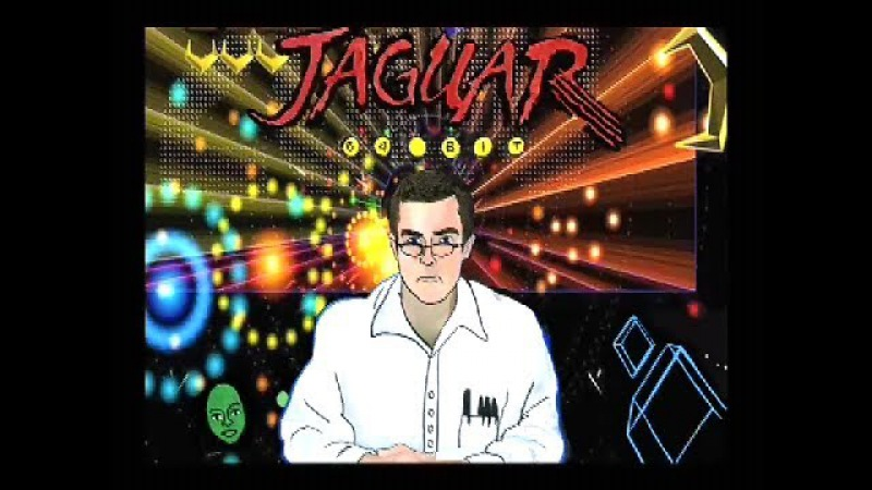 Atari Jaguar Part 1 AVGN 65 RUS RVV