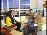 Мария Кузнецова и Андрей Скрипцов в программе