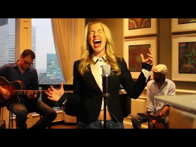 Watch Morgan James Performs Her Single Call My Name, Originally Recorded By Prince