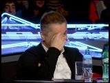Парень снял трусы на шоу талантов на грузинском ТВ