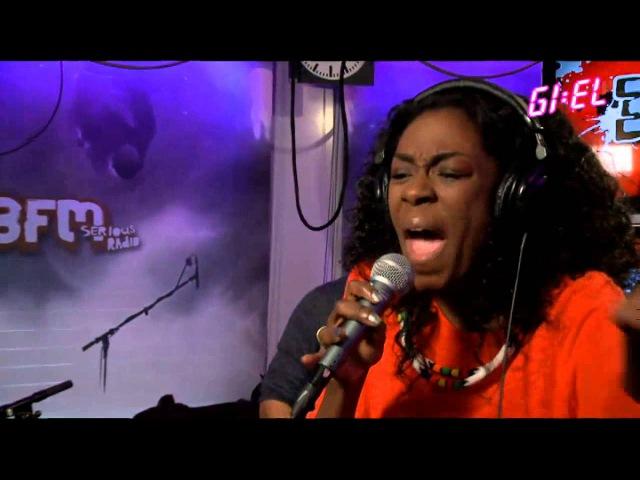 Giovanca - Papaoutai [Stromae cover] (Live bij Giel 3FM, 3-12-2013)