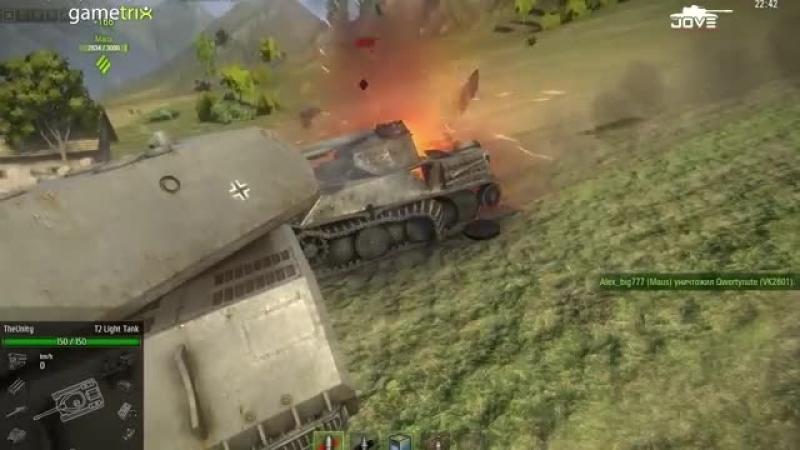 Разрушители Мифов 4 Может ли МС-1 убить Maus Hfpheibntkb Vbajd 4^ Vjtn kb VC-1 e,bnm world of tanks Танки Моды Модп