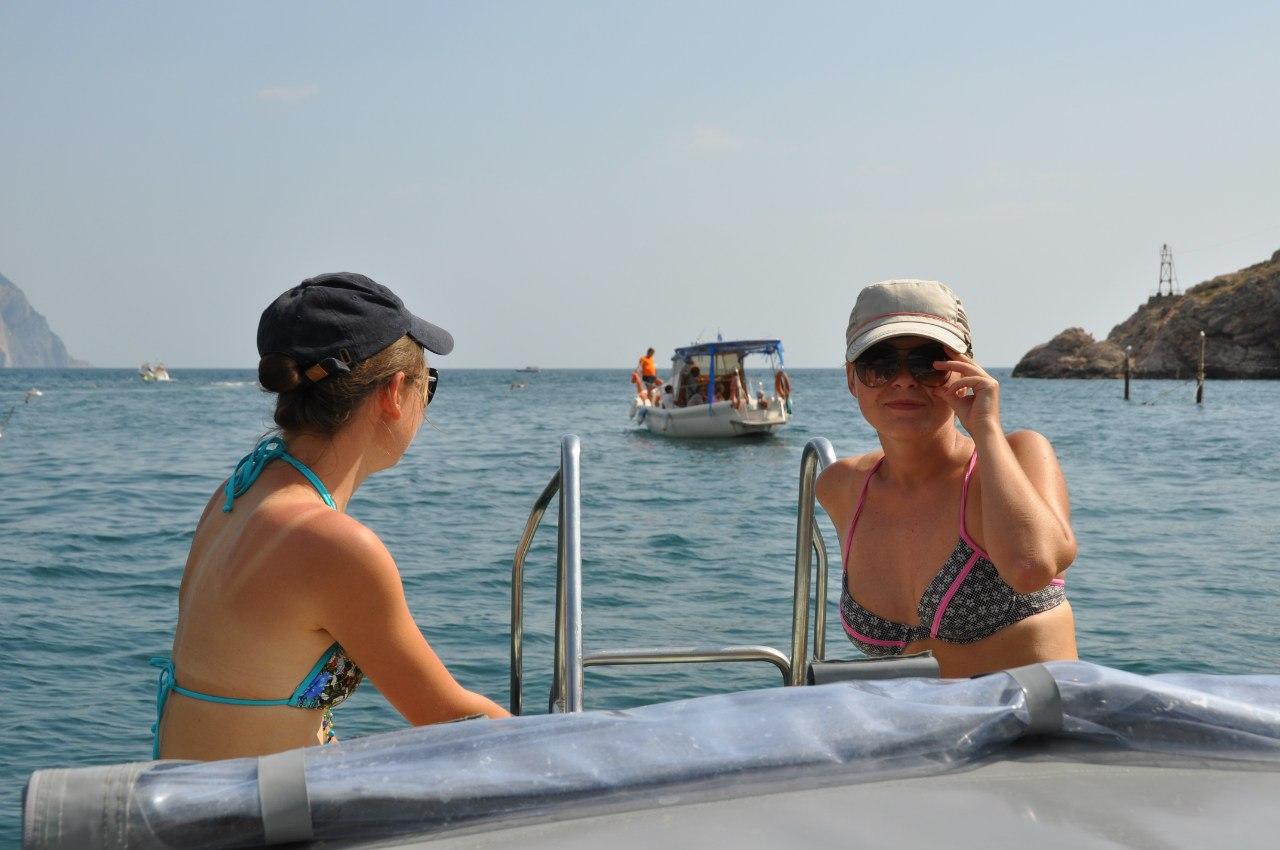 Балаклава, морская прогулка