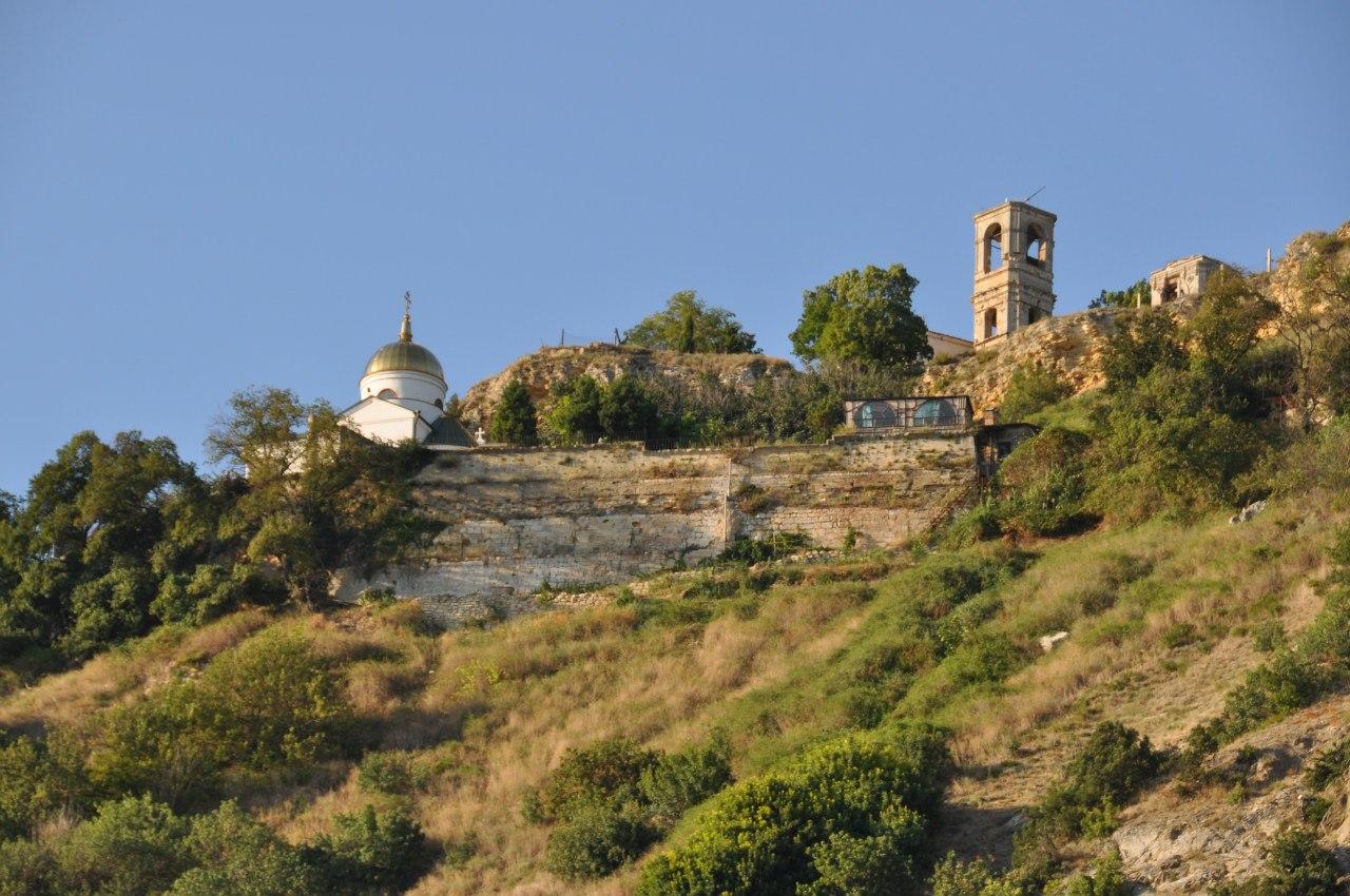 мыс Фиолент Свято-Георгиевский монастырь