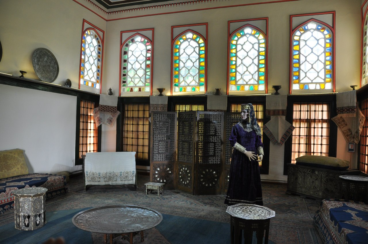 Бахчисарайский Хан сарай - гарем