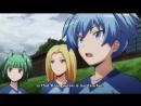 Класс убийц 13 серия  Ansatsu Kyoushitsu  Assassination Classroom 13 серия Анг. субтитры