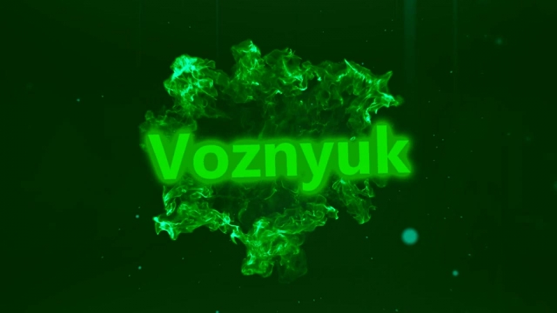 New intro Vovqa Voznyuk