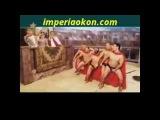 Прикольное поздравление С 8 Марта 2013 300 спартанцев