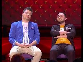 Харламов и Карибидис КТО-ТО ХОДИТ Comedy Club 17.04.2015