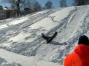 ДО-ДО-ДО-СКИ (crazy noobie snowboarding)