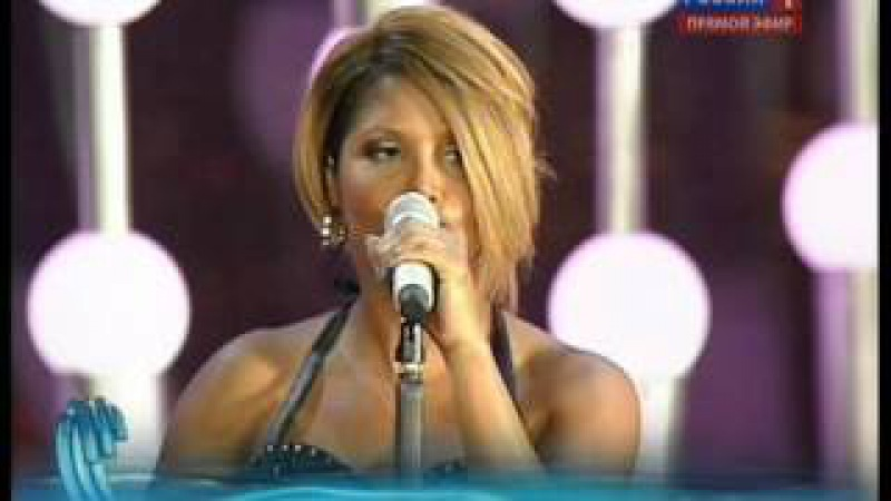 Toni Braxton - Un Break My Heart/Yesterday (Live @ New Wave 2010)