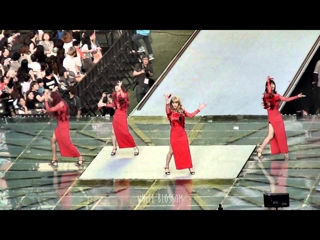 140815 SMTOWN Concert - Something (ChangminTVXQ , Kyuhyun, Minho, Suho)