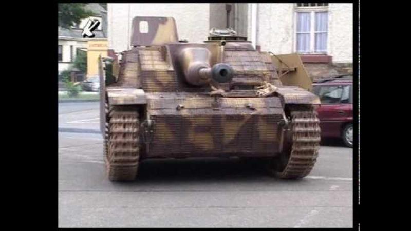 Panzerjäger Sturmgeschütz III Assault Tank WWII