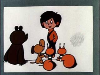 Новогодний мультфильм «В лесу родилась елочка» HQ