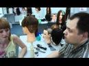 Как делать в коротких мужских стрижках переход от 3мм к 6мм